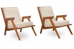 Pair of Mid Century Modern Club Chairs  - 2011305