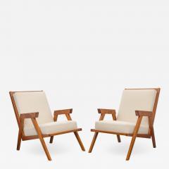 Pair of Mid Century Modern Club Chairs  - 2011457