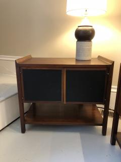 Pair of Mid Century Modern side cabinets - 1220331