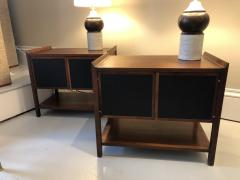 Pair of Mid Century Modern side cabinets - 1220332