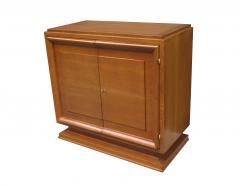 Pair of Mid Century Oak Cabinets - 773061