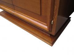 Pair of Mid Century Oak Cabinets - 773063