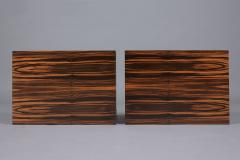Pair of Mid Century Rosewood Side Tables - 2113171