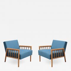 Pair of Mid century Armchairs by Conant Ball Furniture Co  - 1494340