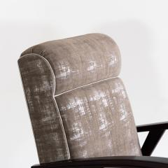 Pair of Modernist Armchairs Attributed to Jacques Adne - 1944742