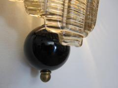 Pair of Murano Glass Wall Sconces - 1162749
