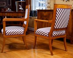 Pair of Neoclassic Fauteuils - 1293935