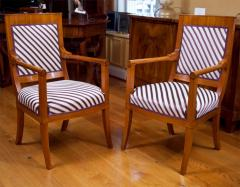 Pair of Neoclassic Fauteuils - 1293936