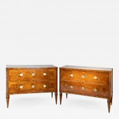 Pair of Neoclassical Chests - 1408242