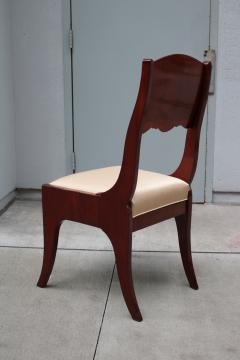 Pair of Neoclassical Side Chairs - 1853983