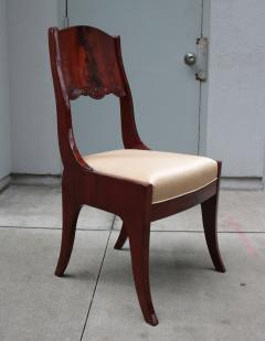 Pair of Neoclassical Side Chairs - 1853985