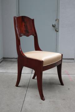 Pair of Neoclassical Side Chairs - 1853986