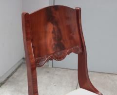Pair of Neoclassical Side Chairs - 1853987