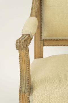 Pair of Neoclassical Swedish Armchairs - 2057687