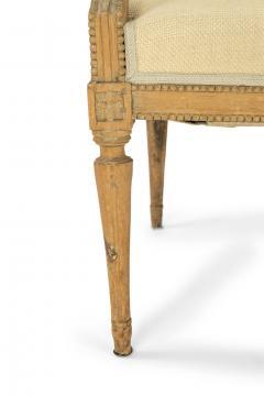 Pair of Neoclassical Swedish Armchairs - 2057688