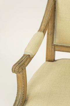 Pair of Neoclassical Swedish Armchairs - 2057689
