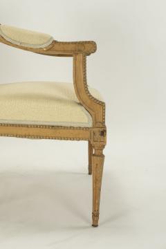 Pair of Neoclassical Swedish Armchairs - 2057690