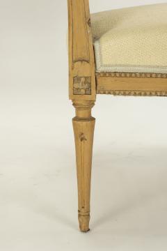 Pair of Neoclassical Swedish Armchairs - 2057692