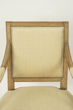Pair of Neoclassical Swedish Armchairs - 2057693