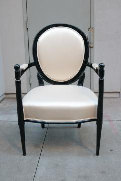Pair of Neoclassically inspired Armchairs - 1854015