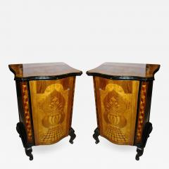 Pair of Night Stands - 676483