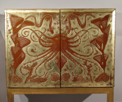 Pair of Octopus cabinets - 810444