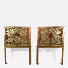Pair of Octopus cabinets - 811088