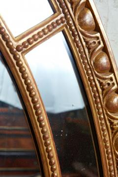 Pair of Oval Giltwood Mirrors - 1797709