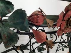 Pair of Period Art Nouveau Wrought iron Fernery Plant Stands - 1214852