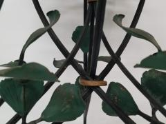 Pair of Period Art Nouveau Wrought iron Fernery Plant Stands - 1214853