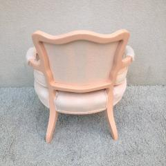 Pair of Petite Fauteuil Louis XV Chairs - 98597