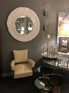 Pair of Plaster Framed Mirrors Frame 2019 - 1121387