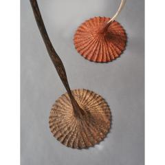 Pair of Poetic Sea Urchin Floor Lamps by Nicolas Cesbron 2019 - 1342334