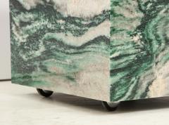 Pair of Polar Verde Cubes Side Tables - 1795468