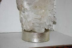 Pair of Quartz Crystal Lamps - 658881