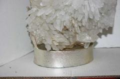 Pair of Quartz Crystal Lamps - 658882