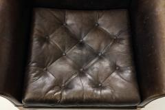 Pair of Rare 1950s Swedish Club Chairs - 1871712