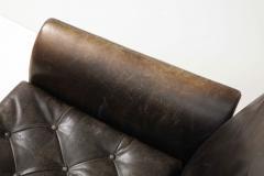 Pair of Rare 1950s Swedish Club Chairs - 1871713