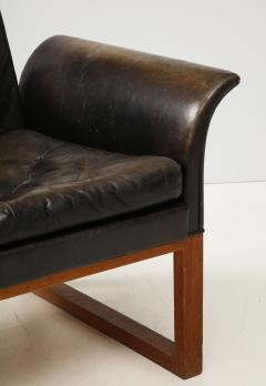 Pair of Rare 1950s Swedish Club Chairs - 1871716