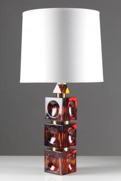 Pair of Rare Swedish Mid Century Table Lamps - 902218