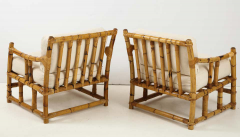 Pair of Rattan Fauteuils - 1539011