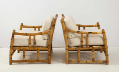 Pair of Rattan Fauteuils - 1539012