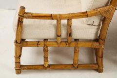 Pair of Rattan Fauteuils - 1539014
