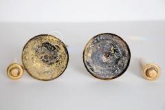 Pair of Regency Gilt Bronze Candlesticks in the Egyptian Taste - 1991459