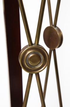 Pair of Regency Style Mahogany Pedestals by Grosfeld House - 1312442