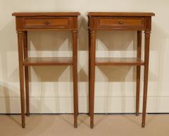 Pair of Regency Style Nightstands or End Tables - 1826316