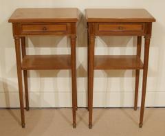 Pair of Regency Style Nightstands or End Tables - 1826317