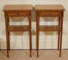 Pair of Regency Style Nightstands or End Tables - 1826319
