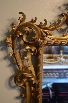 Pair of Rococo Classical Giltwood Mirrors - 1006664