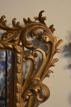 Pair of Rococo Classical Giltwood Mirrors - 1006665